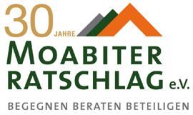 Logo Moabiter Ratschlag