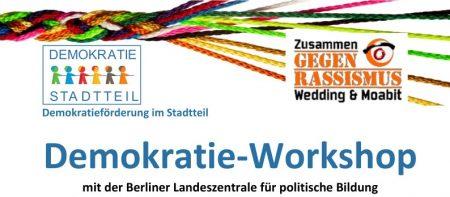 """Demokratie-Workshop """"Menschenrechte und Grundgesetz"""""""