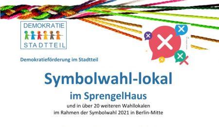 Symbolwahl-lokal im SprengelHaus vom 14.-16.09.
